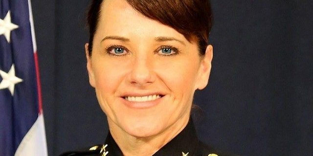 """Beverly Hills Police Chief Sandra Spagnoli was hired in 2016 with praise for being a self-described """"change agent,"""" but now she faces at least 20 accusations of misconduct."""