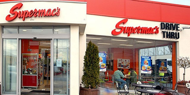"""As a result of the legal ruling, Supermac's is now able to expand their franchise throughout the United Kingdom, and name any food items for sale as """"Big Mac"""""""