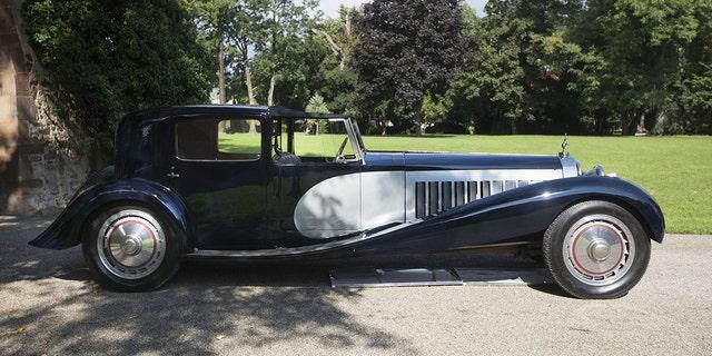 Sorry, you can't buy a Bugatti SUV | Fox News