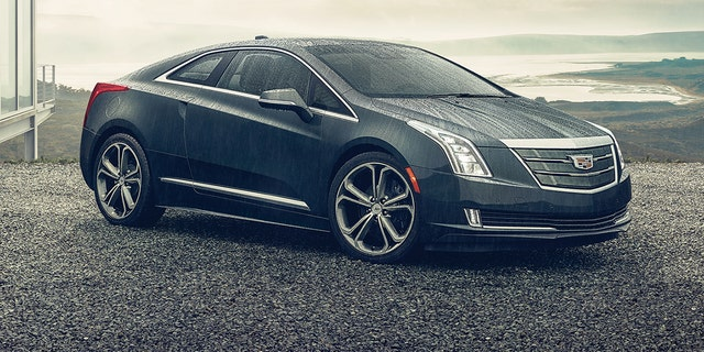 Cadillac's new mission: Lead GM's EV push