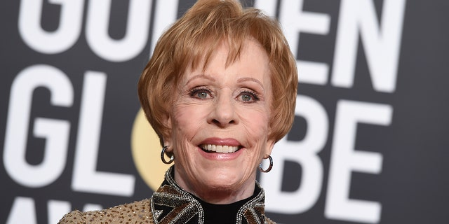 Carol Burnett Is Seeking Temporary Guardianship of Grandson Dylan