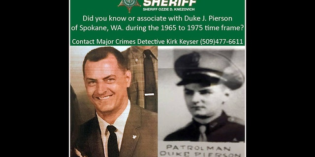 Duke Pierson died on Jan. 22, reportedly due to natural causes, according to the sheriff's department.