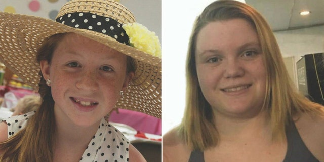 The bodies of Abby Williams, left, and Libby German, 14, were found one day after they went missing while walking the Delphi Historic Trails on February 13, 2017. Nearly two years later, no arrests have been made