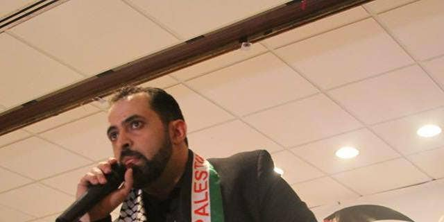 "Jbara Mwafaq once posted a picture of himself speaking on a podium with the the Palestine Liberation Movement flag and advocated on social media for the end of Israel with Palestine ""from the river to the sea."""