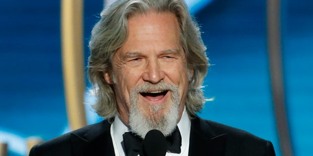 Jeff Bridges. (Paul Drinkwater/NBC via AP)