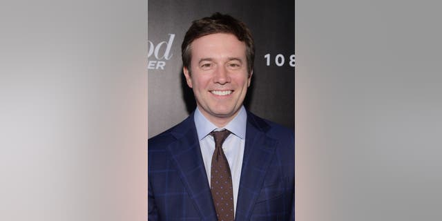 Jeff Glor attends The Hollywood Reporter's Most Powerful People In Media 2018.  (Photo by Ben Gabbe/Getty Images)