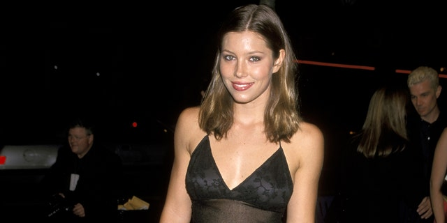 Jessica Biel admits she was 'not a huge fan' of NSYNC