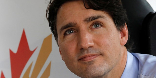 "Maftoon says he would love to meet Trudeau because ""he is a global personality and I am just a poor man from a remote part of Afghanistan"""
