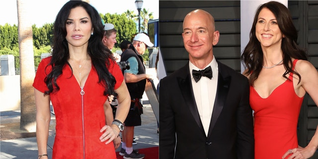 Jeff Bezos' racy texts to Lauren Sanchez revealed