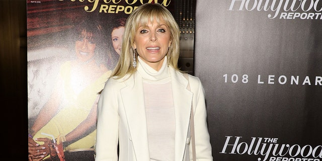 Marla Maples attends the 2018 The Hollywood Reporter's 35 Most Powerful People In Media at The Pool on April 12, 2018 in New York City.