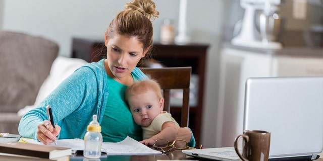 Many super stay-at-homeparents would agree that they're doing one of the most important – albeit exhausting – jobs in the world, but a new bold study claims that their 24/7 efforts are equivalent to a whopping $162,581 annual salary.