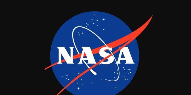 "NASA's ""meatball"" logo."