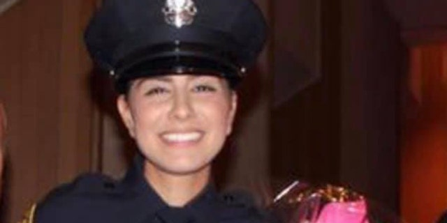 'Rising star' officer shot to death while responding to crash