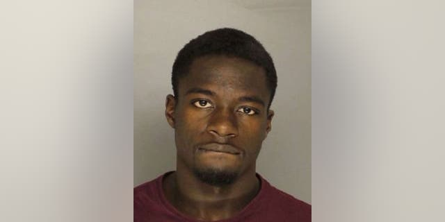 Jermaine Laquay Rodgers, 19, was arrested and charged with kidnapping, burglary, unlawful restraint of a minor and other offenses.