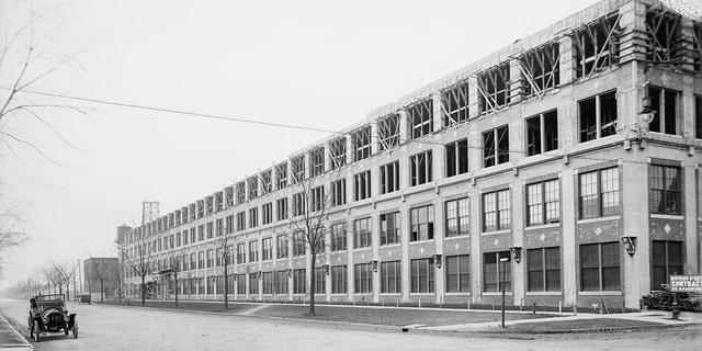 Kde je najväčšia opustená výrobná fabrika na svete?
