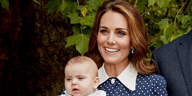 "Kate Middleton reportedly revealed Prince Louis is a ""fast crawler."""
