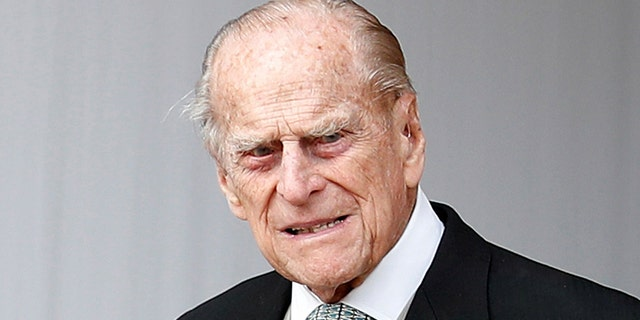 Britain's 99-year-old Prince Philip has been admitted to a London hospital after feeling unwell, Buckingham Palace said Wednesday.