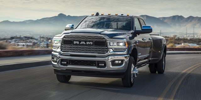 The 2019 Ram Heavy Duty pickup is a monstrous truck | Fox News