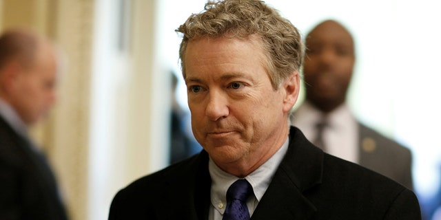 Sen. Rand Paul, R-Ky., was awarded more than $580,000 in damages on Wednesday after he was violently attacked by his neighbor in November 2017.