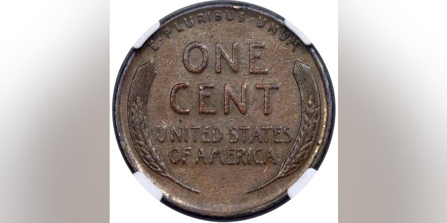Image result for 1943 penny might be worth over a million selling at auction          january 10