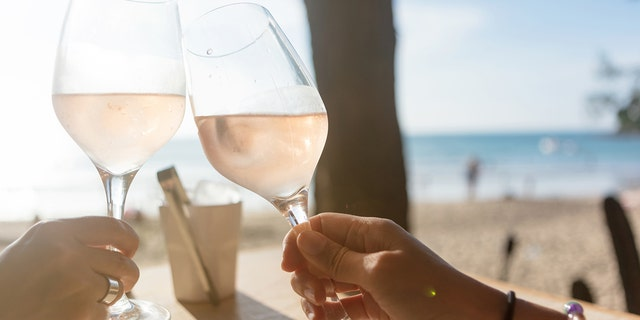 Thanks to the government shutdown, shipments of everyone'sfavorite summer elixirare stalled ahead of peak season, according toWine Spectator.