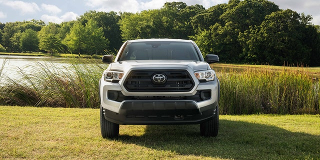 The 2019Tacoma is the best-selling small pickup in America.