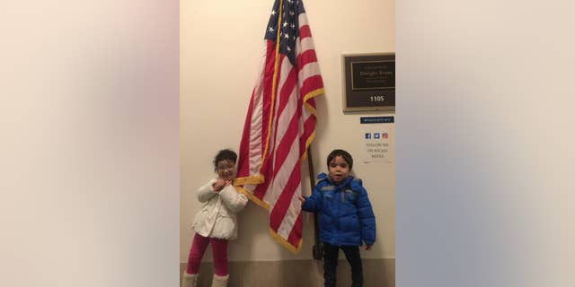 Mihrigul Tursun and her surviving children were given safe harbor in the United States