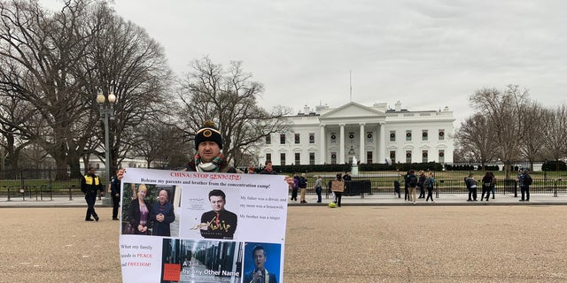 Abuduwaresi Abulimiti, a 33-year-old chef now in Boston, came to the United States from Xinjiang in late November 2016 and said he knows he cannot return home anytime soon.