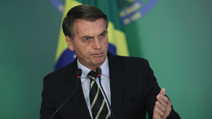 Brazilian airman on Bolsonaro's trip to G20 summit caught with 86 pounds of cocaine aboard plane