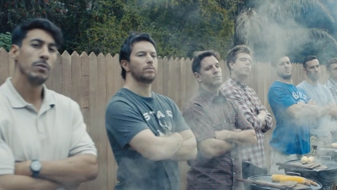 Gillette's 'toxic masculinity' ad draws counter from watch company