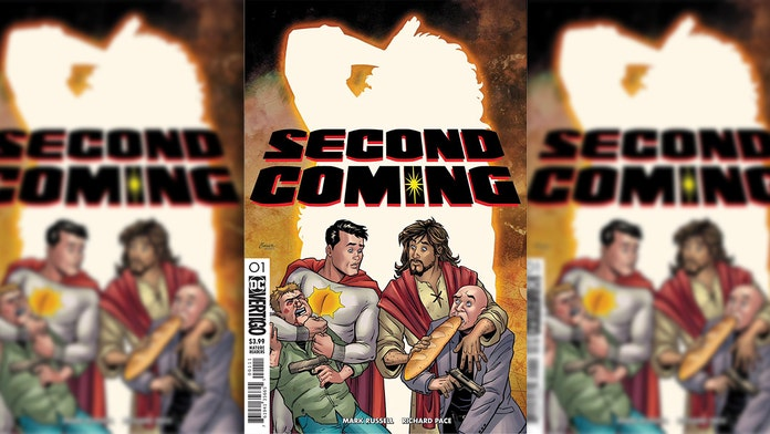 DC Comics to release controversial 'Second Coming' of Jesus