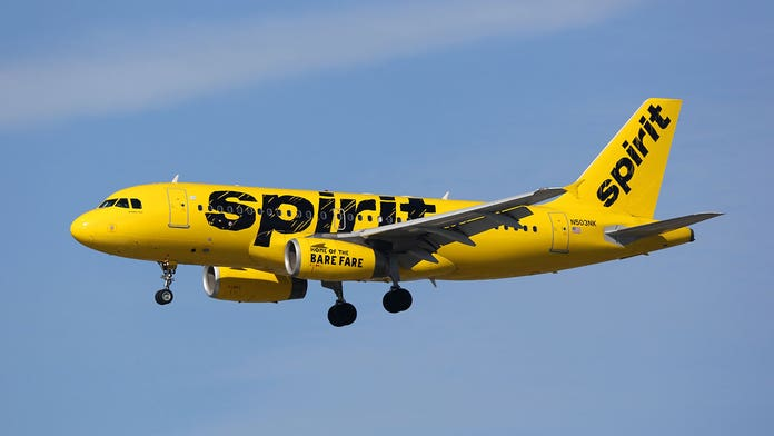 Spirit Airlines flight forced to land over unusual odor
