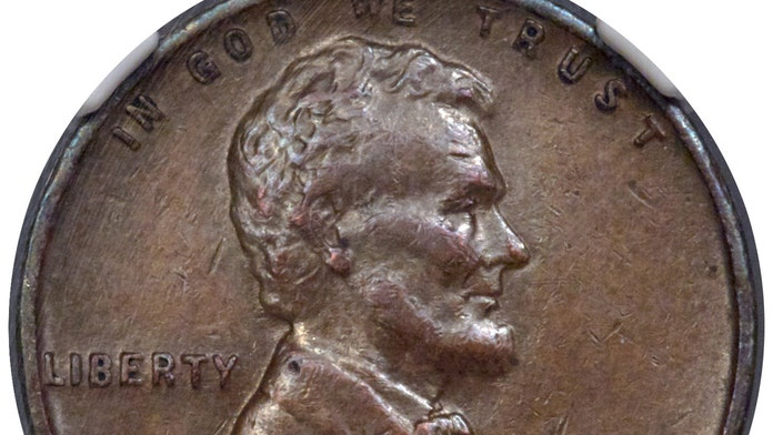 'Holy grail' found: Rare penny might be worth $1.7M after it was found in boy's lunch money