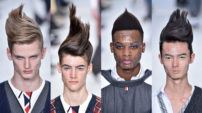 Fashion Troll Is The New Haircut Taking Over The Runway Fox News