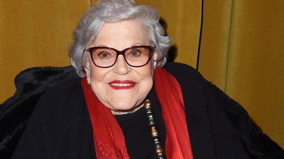 PALM SPRINGS, CA - JANUARY 06: Kaye Ballard attends a screening of