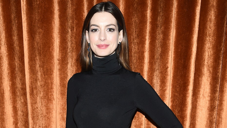 Anne Hathaway Expecting Second Child With Husband Adam Shulman