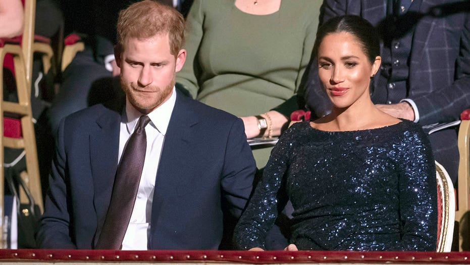 Meghan Markle and Prince Harry send support to Texas women's shelter