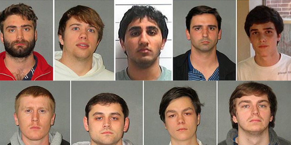 9 LSU fraternity members arrested for shocking hazing incidents