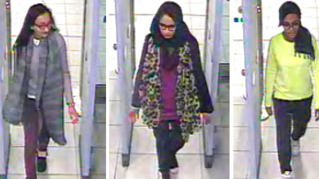 British ISIS bride is stripped of her citizenship by the government