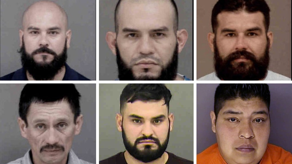 Six illegal immigrants arrested in elaborate trafficking ring in NC