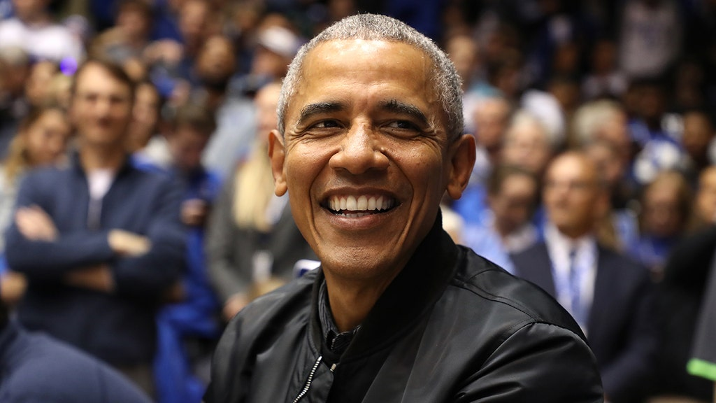 Jacket Obama wore to Duke-NC game bore certain detail, high price tag