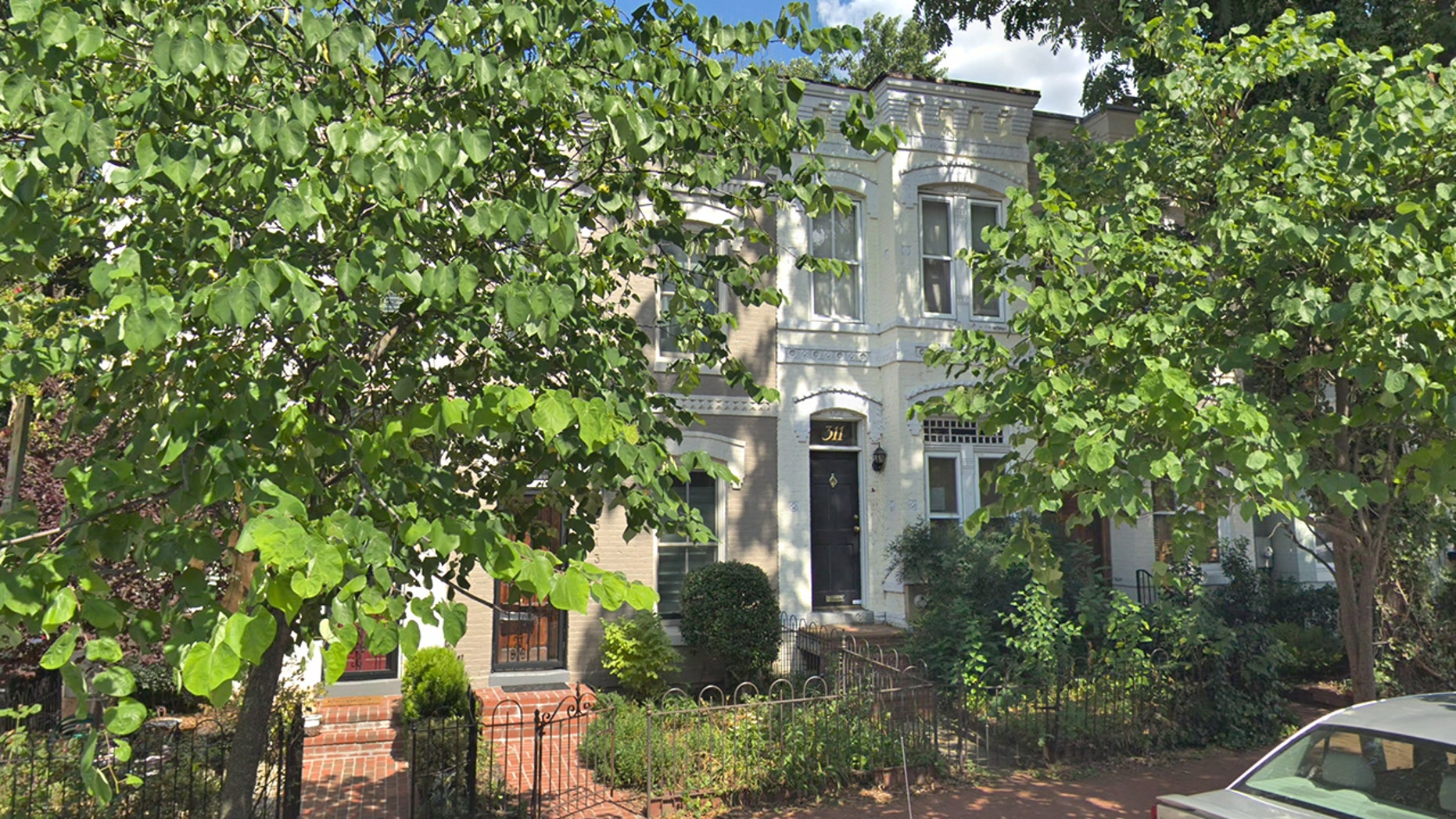 Bernie Sanders house in District of Columbia