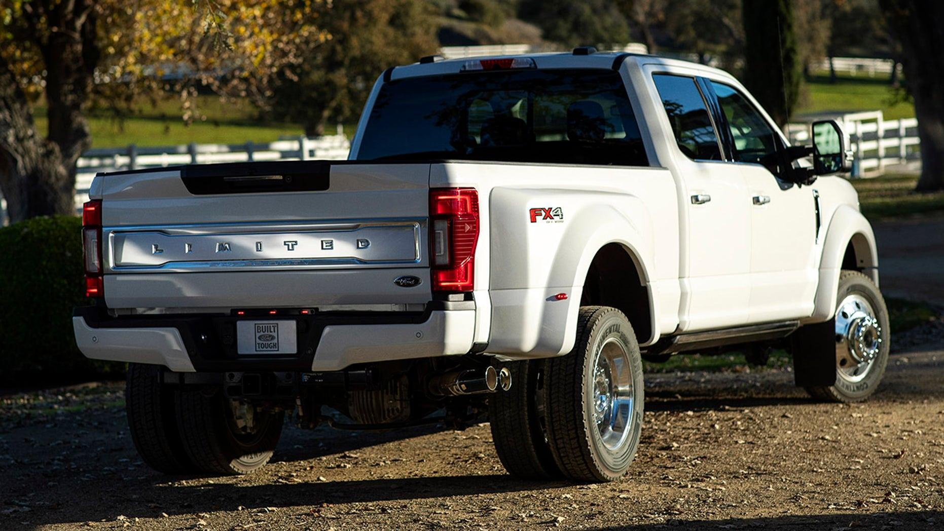 2020 Ford F-Series Super Duty