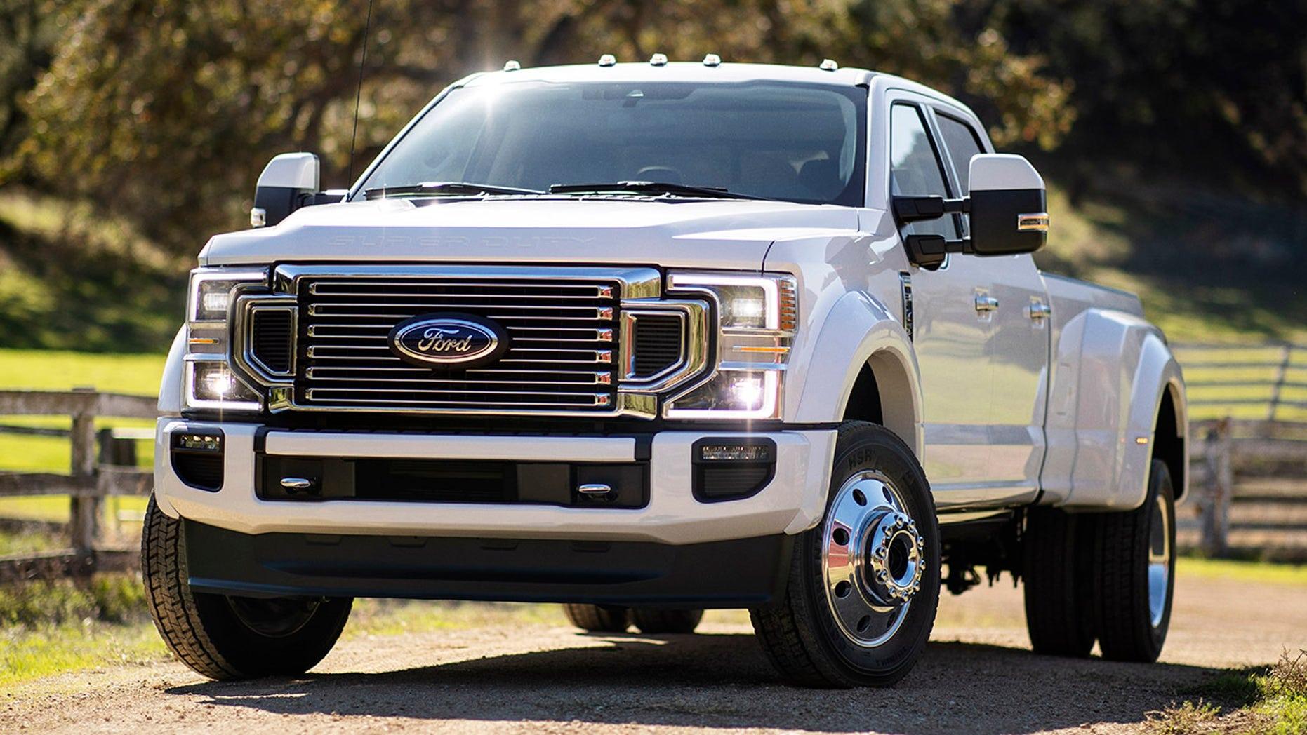 2020 Ford F-Series Super Duty 450