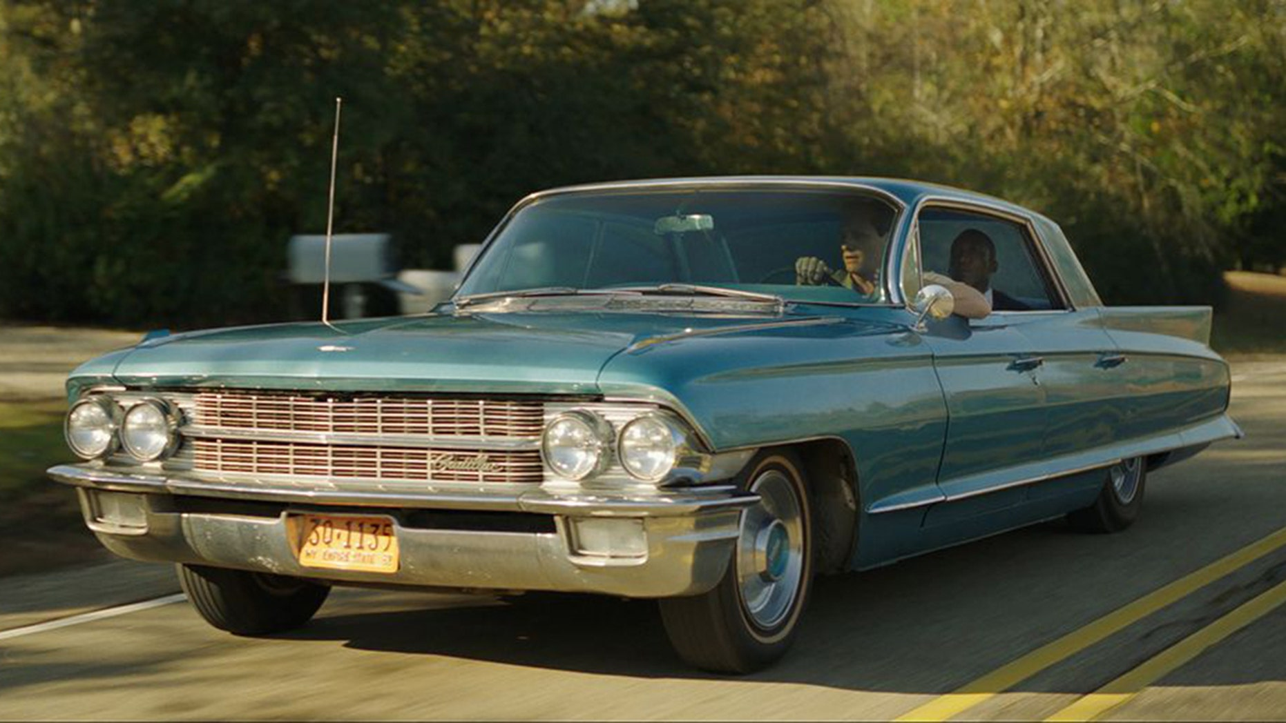 'Green Book' Cadillac DeVille