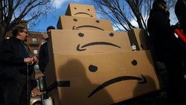 Arlington approves $23M Amazon incentives package as raucous protesters shout 'shame'