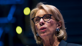 US Education Secretary DeVos applauds SC school improvement