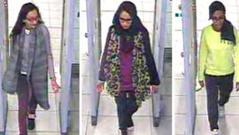 British ISIS bride is stripped of her citizenship by the government despite begging to come home