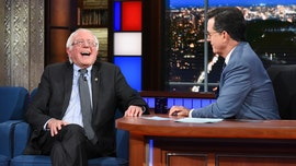 Stephen Colbert mocks 'old white guy' Bernie Sanders after 2020 announcement