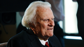 Billy Graham Library: Attendance up after namesake's death
